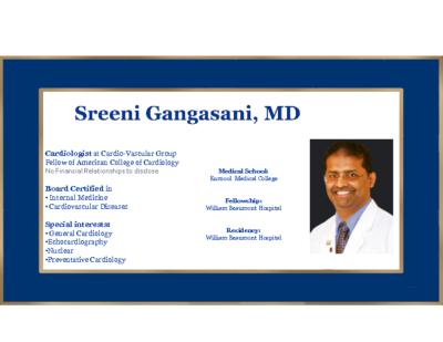 How to improve quality of life in Heart Failure – Sreeni Gangasani, MD