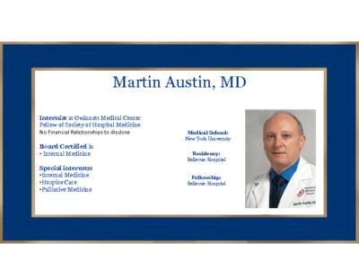 Internal Medicine in 2018 – Martin Austin, MD