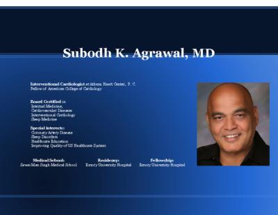 Lipids, Dr. Subodh Agrawal